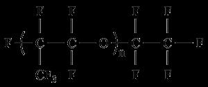 PFPE Oil K-structure