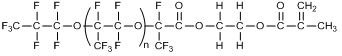Perfluoropolyether Acrylate
