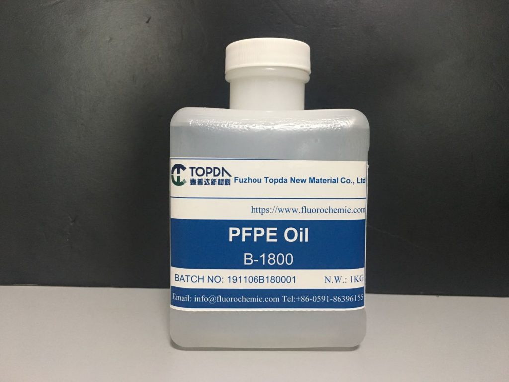 PFPE Oil For Grease B-1800